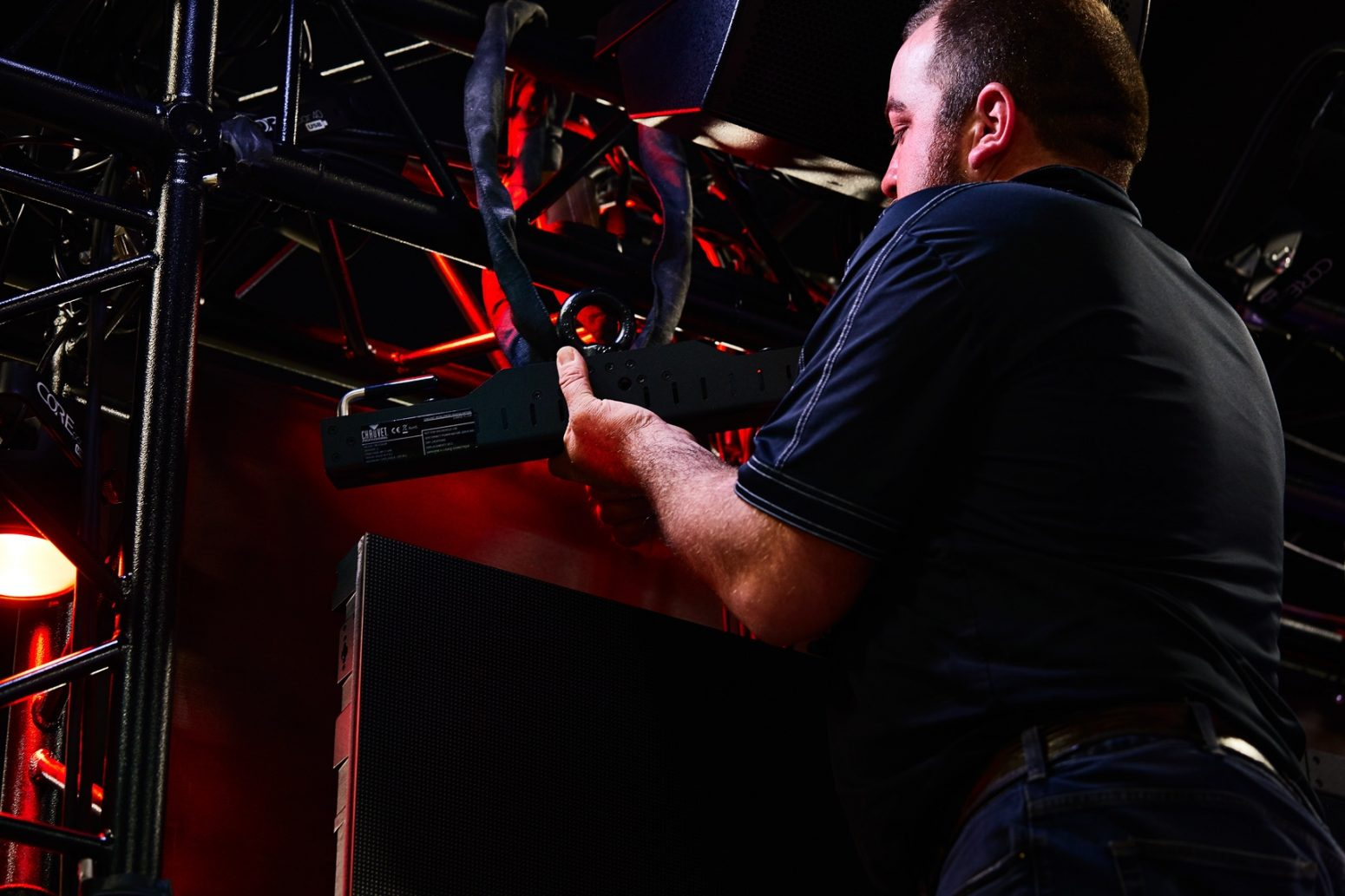 When it comes to entertainment rigging that's safe and strong, you need Paragon 360.