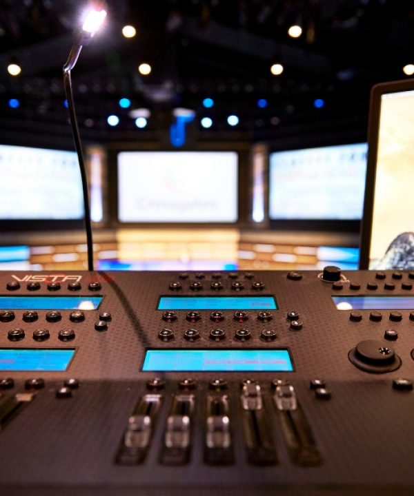 At Paragon 360, lighting and audio design go hand in hand.